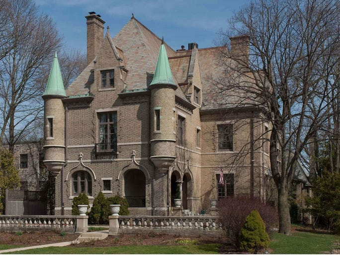 The May 14 Historic Water Tower Neighborhood Tour will feature eight elegant homes and four commercial buildings.
