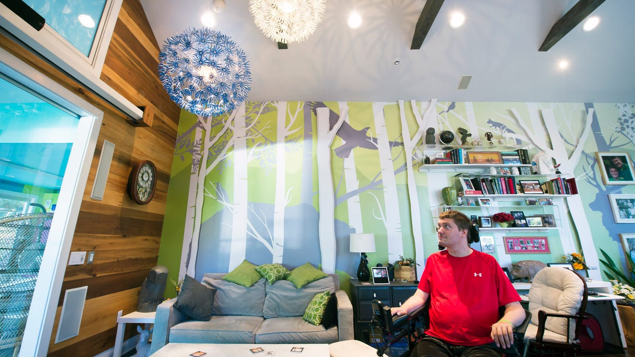 Brian Keefer six years after 'Extreme Makeover'