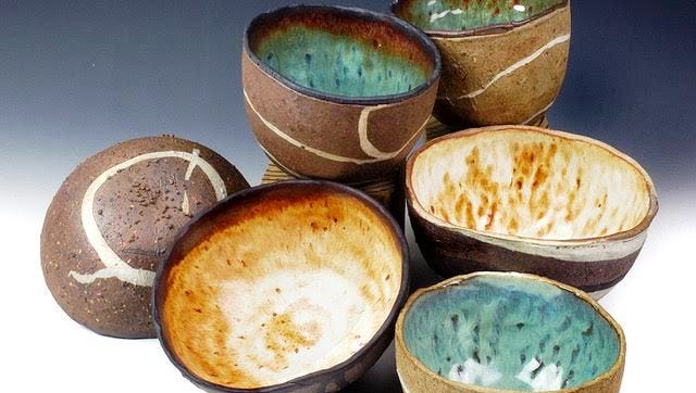 Potter Steve Skinner will be among the nearly 150 artisans ranging from potters to foodists, furniture makers to weavers and wearable art designers at the annual Indiana Artisan Marketplace at the Indiana State Fairgrounds.