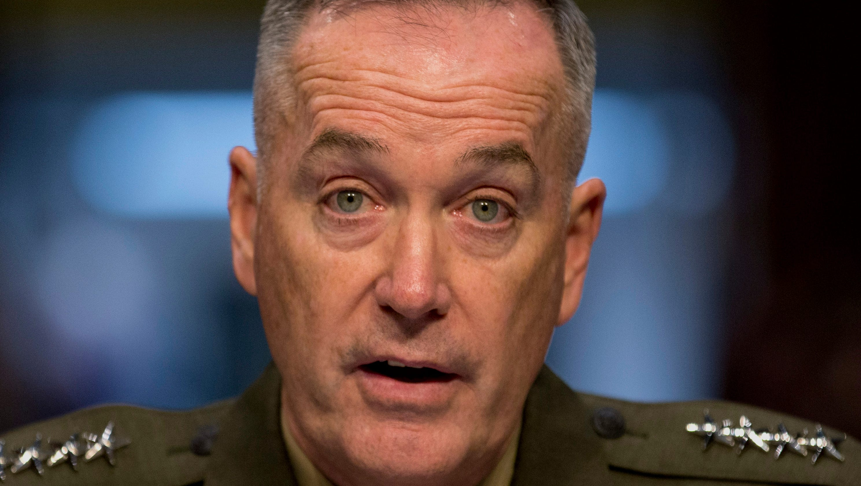 Mccain endorses obama 39 s joint chiefs pick for Chair joint chiefs of staff