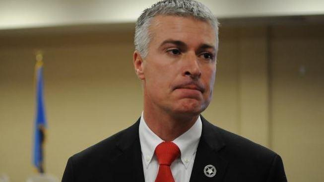 South Dakota Attorney General Marty Jackley.