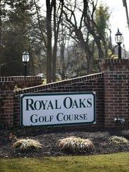 Royal Oaks Golf Course on Oak Street in North Cornwall