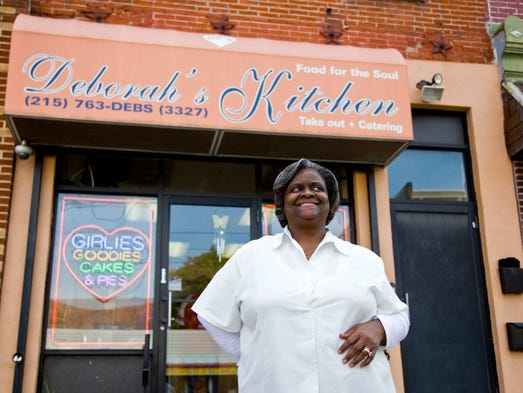 10 great places for soul food for Deborah s kitchen