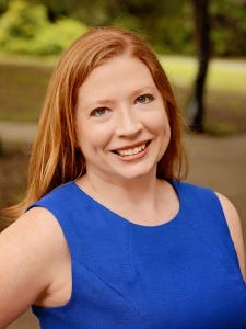 """Emily Tonn will be the featured speaker at Thursday's """"Strong Coffee, Strong Women"""" event sponsored by weVENTURE."""
