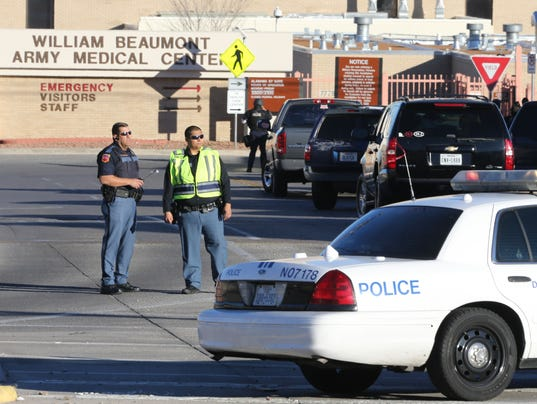 AP ARMY HOSPITAL SHOOTER REPORTED A USA TX