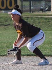 Shortstop Mara Sczecienski leads North Farmington with