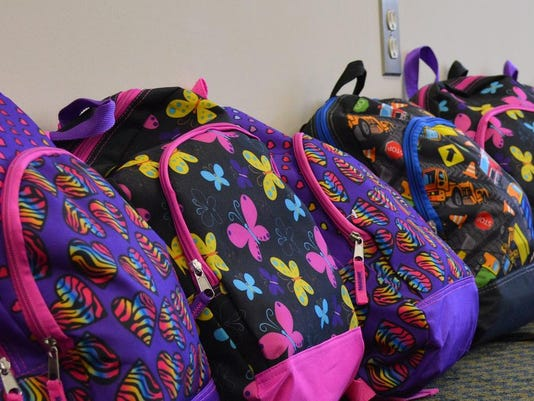 VOA line of backpacks