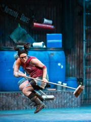 """""""Stomp"""" comes to the Strand Theatre Jan. 4."""