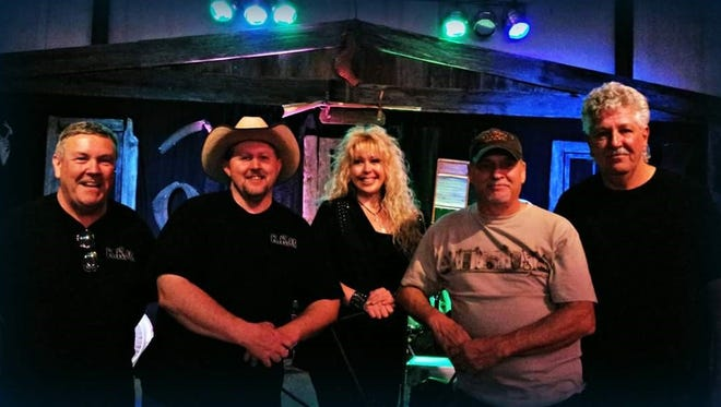 Harrison's Kickin Kountry will be the featured performer at Mountain Home's Friday Night Block Party.