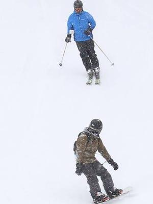 Ski Apache powder report