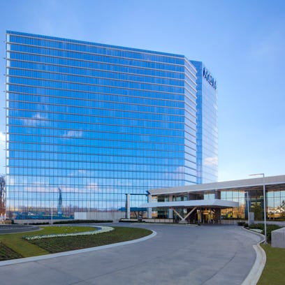 Tour Maryland's new MGM National Harbor