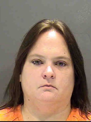 Stephanie Person is accused by authorities of stealing about $85,000 from the Girl Scouts of Gulfcoast, Fl.