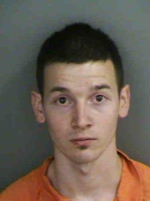 David Hanggigoble was arrested Monday.
