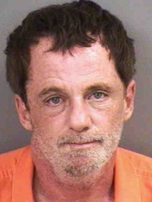 A file photo shows Paul Rodgerson after he was arrested in 2010.
