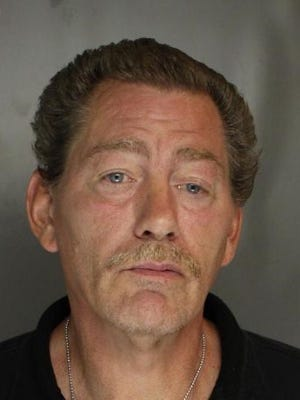 Richard Schwarzman, 54, Baltimore, faces several charges as the result of an incident Friday on Walker Road in Chambersburg