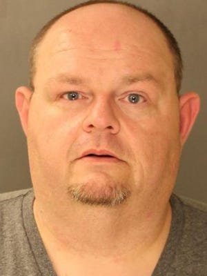 A central Pennsylvania constable resigned after being charged with a crime for the third time in a year.