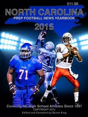 The N.C. Prep Football News Yearbook.