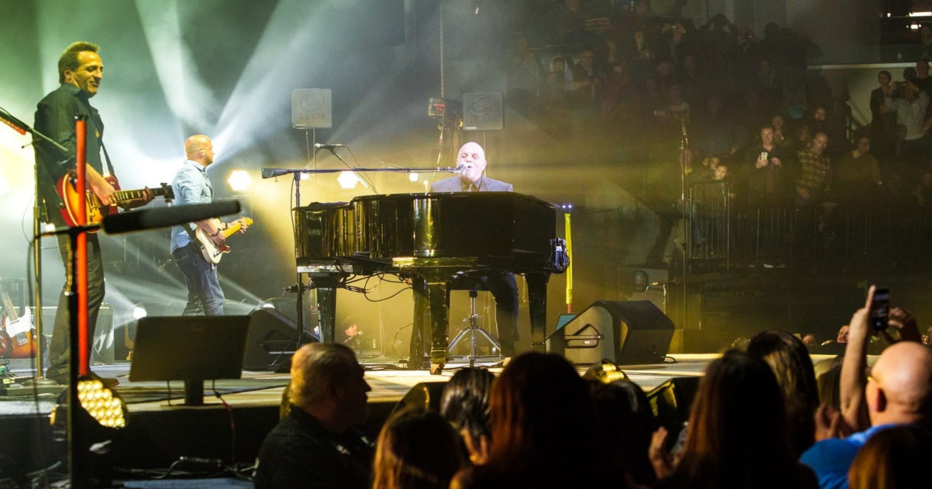 Billy Joel at MSG: Marking 100 shows with Millbrook\'s Tommy Byrnes