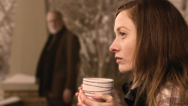 """Jill Rittinger plays Catherine, grappling with big questions in 'Proof."""""""