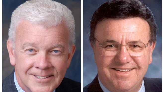 Bill MacCleod and Bob Hubbell, co-founders of Coldwell Banker Hubbell BriarWood, have merged with a Bingham Farms firm with the same franchise.