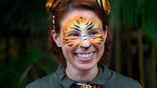 Stacey Konwiser, 38, was attacked and killed by a 13-year-old male tiger in an enclosure known as the night house that is not visible to the public, Palm Beach Zoo spokeswoman Naki Carter said. It's where the tigers sleep and are fed.