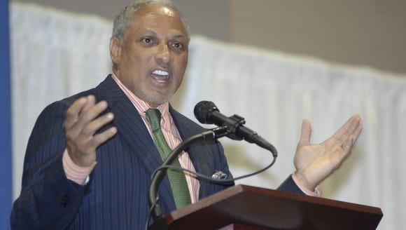 Madison County Board of Supervisors attorney Mike Espy