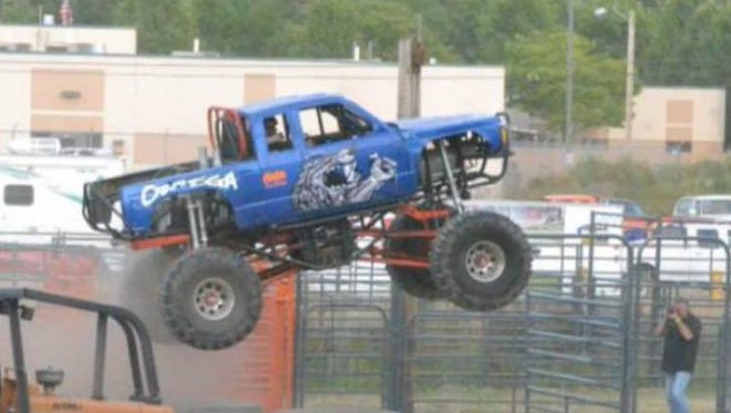 The NW Extreme Truck Challenge is coming to Sublimity.