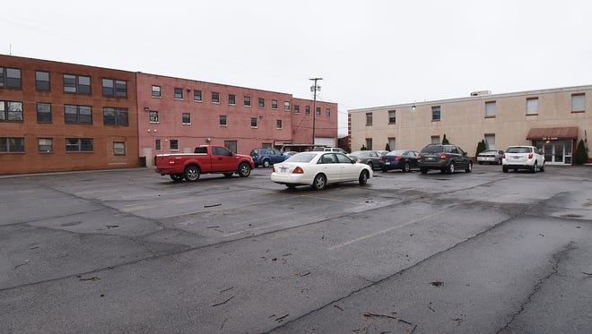 A Volunteers of America residential, 35-bed re-entry program for women opened this fall at 280 N. Main St. in downtown Mansfield.