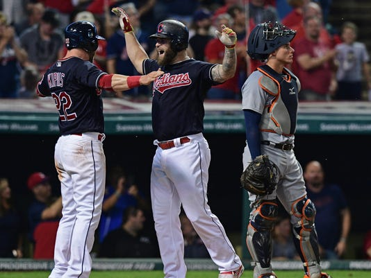 Mike Napoli, Jason Kipnis
