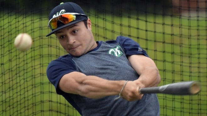 Nick Martin of Shrewsbury returns to the lineup for the Worcester Bravehearts, who open Thursday night in New Britain.