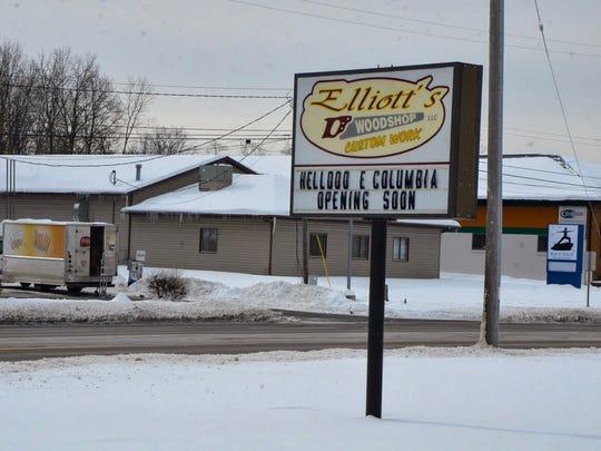 Elliott's Woodshop will be having its grand reopening on Saturday, Feb. 24, 2018.