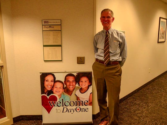 Dr. Philip Ptacin opened DayOne Family Healthcare,