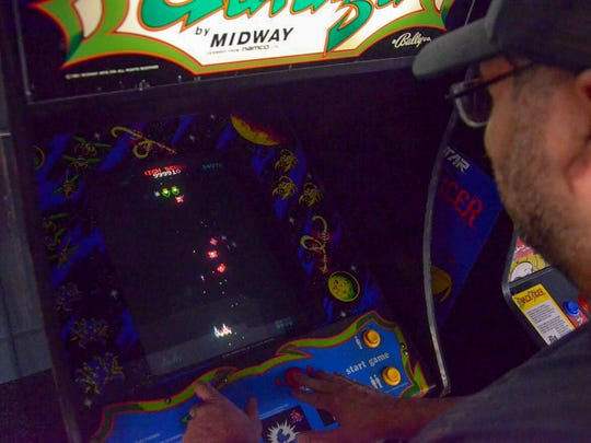 Jon Klinkel can consistently achieve scores in the millions playing Galaga, which qualified him for the Galaga World Championship.