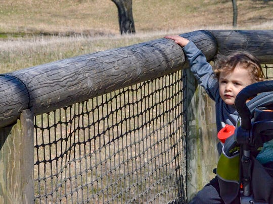 Families were out in full force when Binder Park Zoo opened its gates for the 2018 season on Thursday, April 12.