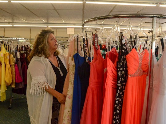 Shelley Shipley opened Images Formal Wear in 1989 after 20 years of working at the Federal Center. After almost 30 years, she's ready to retire.