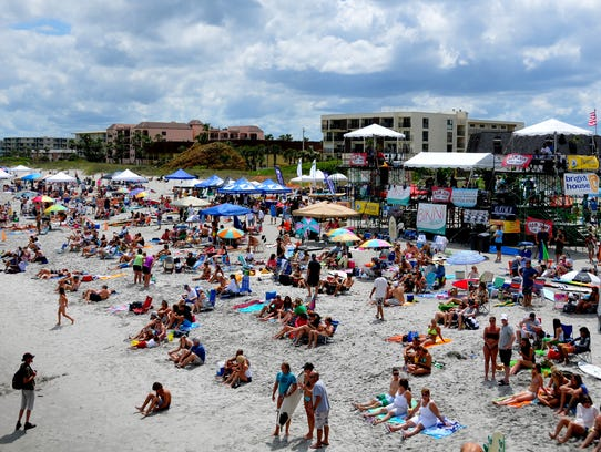 50th Annual Easter Surf Fest  Saturday 13