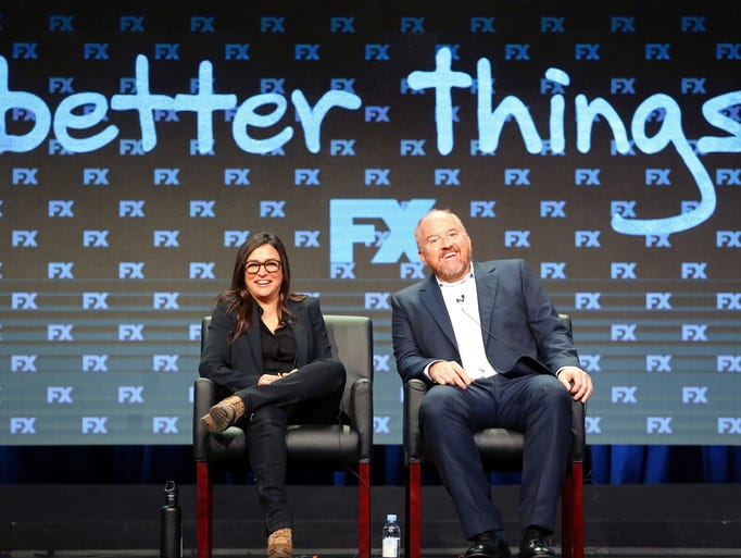 It's time for the Television Critics Association's