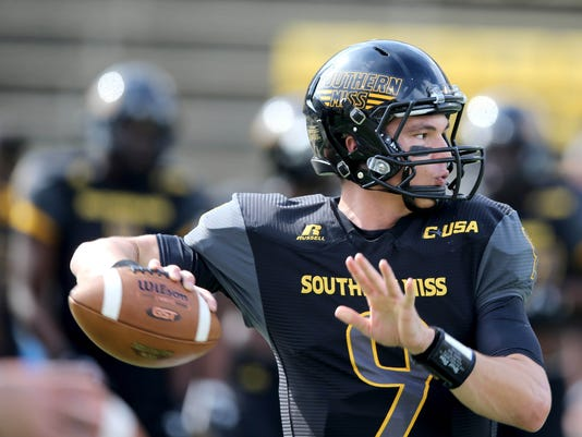 NCAA Football: Charlotte at Southern Mississippi