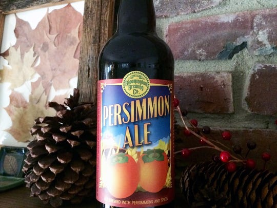 Persimmon Ale from Bloomington Brewing Co.