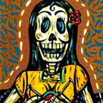 Dia de los Muertos is all about crafts