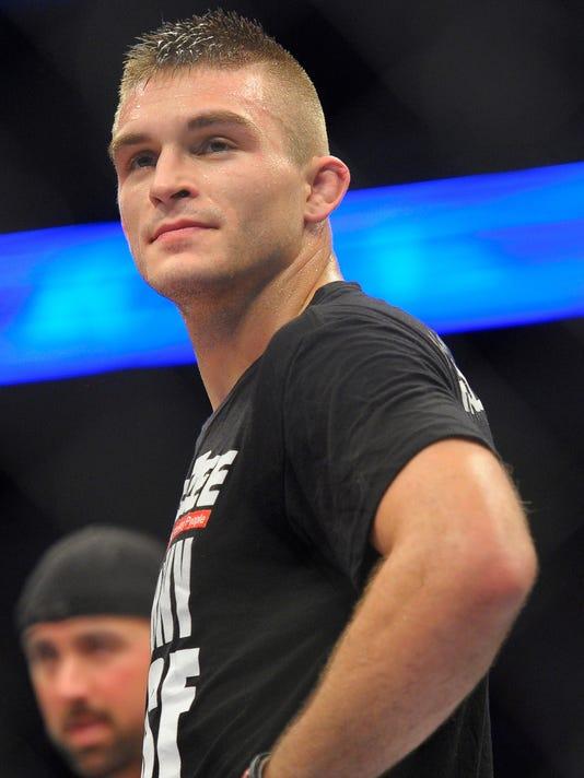 MMA: UFC Fight Night-Case vs Perez