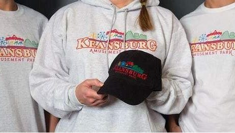 New Logo Apparel Available At Keansburg Amusement Park's first ever on-line store. Hoodie Sweatshirt, T-Shirts and Embroidered Hats now available.