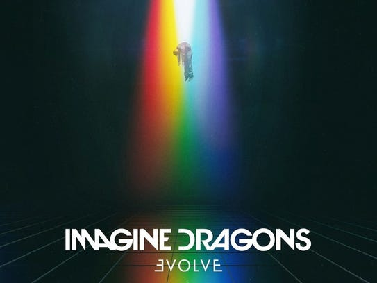 """Evolve"" by Imagine Dragons"
