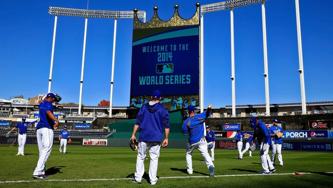 Even after last season's World Series run, the Royals have an estimated value that ranks 28th among the 30 MLB teams.