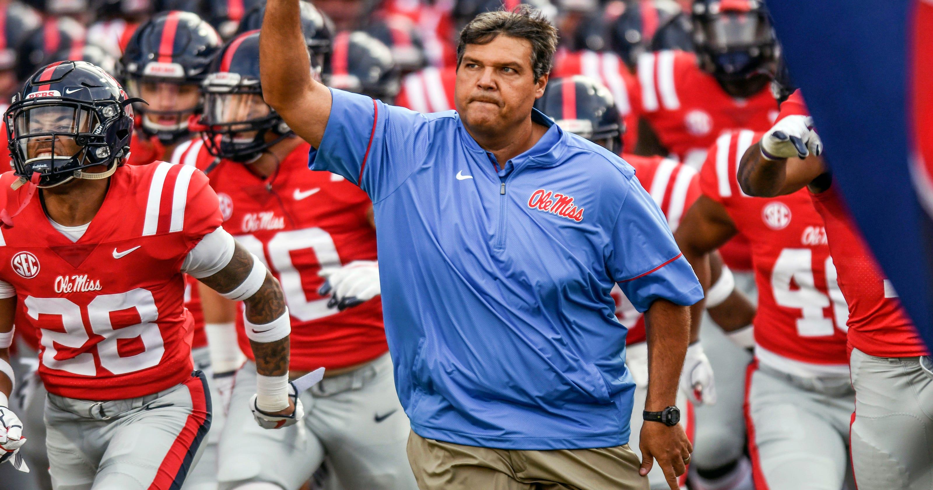 Matt Luke ready to lead Mississippi resurgence after NCAA turmoil 07c965a7f