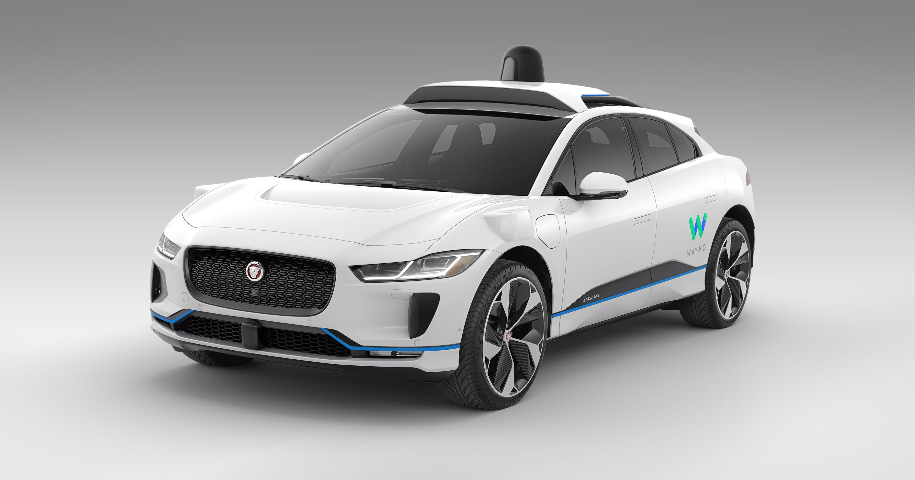 Waymo Buys 20 000 Jaguar Electric Suvs For Driverless Ride Hailing