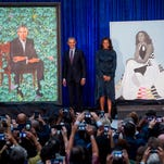 Why Barack and Michelle Obama's new presidential portraits matter