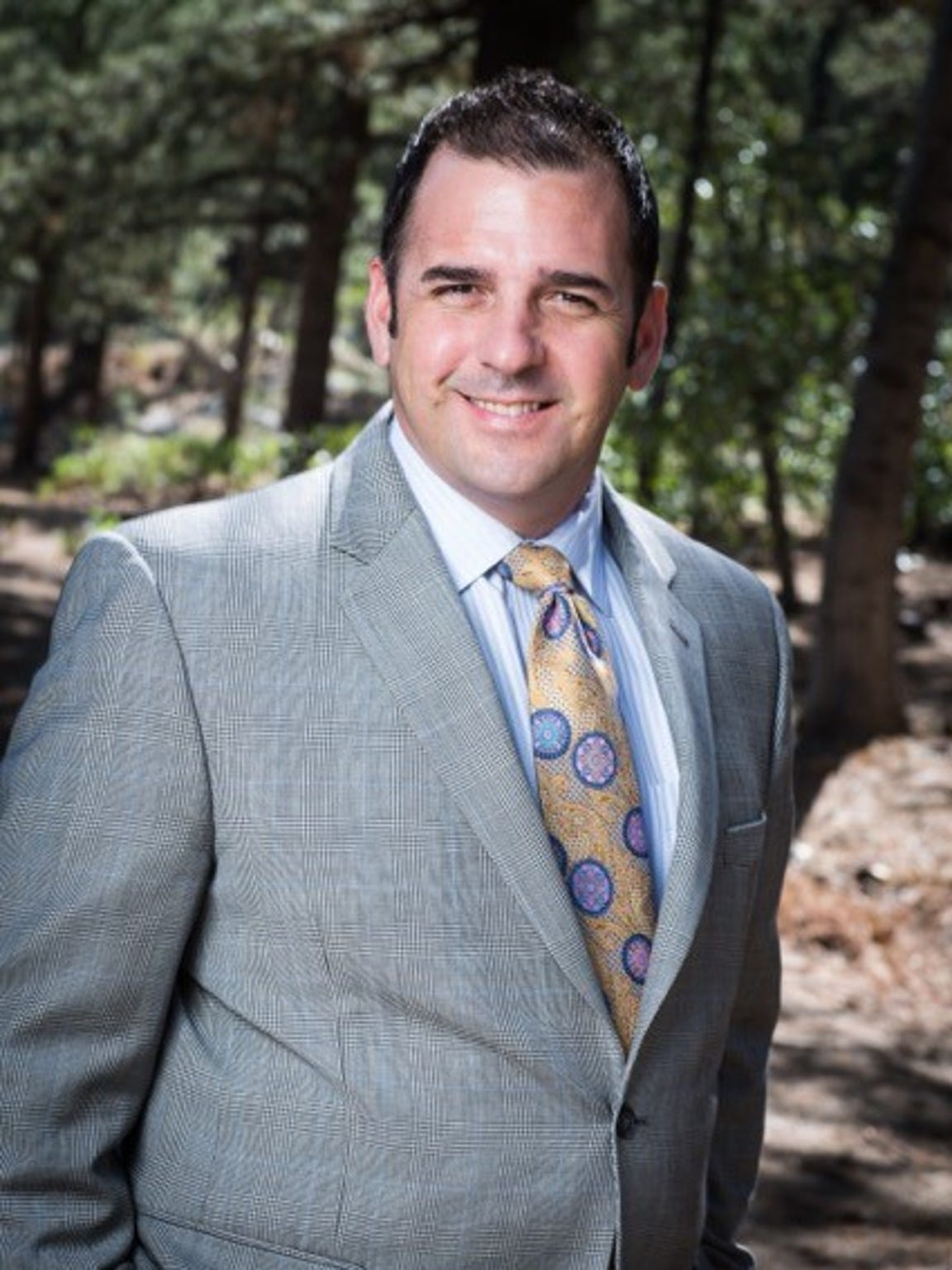 Jason Guinasso, Republican candidate for Assembly District 26.