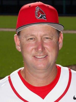Ball State baseball coach Rich Maloney