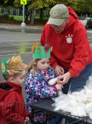 Learn about agriculture at Oregon's Bounty: A Celebration of the Harvest 10 a.m. to 2 p.m. Saturday, Oct. 8, at the Oregon State Capitol.